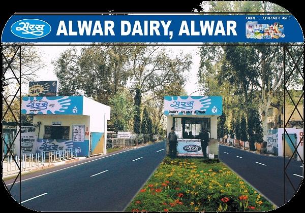 Saras Dairy Alwar | Dairy alwar